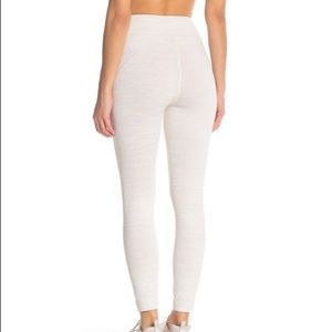 Outdoor Voices tech sweat sand leggings